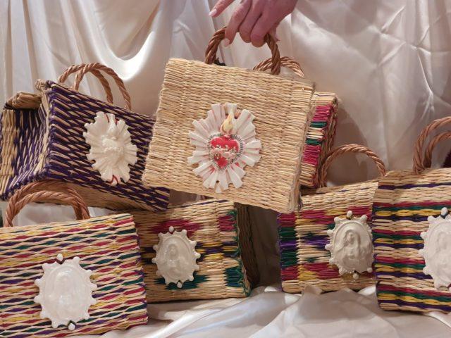 Bolsos diseño tendencia cerámica Luis Torres y La Joie. Ceramics bags La Joie and Luis Torres fashion accessories